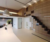 濱海度假宅 - 現代風 - 21-35坪