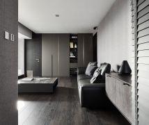 台中L宅 - 現代風 - 21-35坪