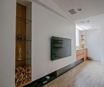 簡潔清雅 - 現代風 - 36-50坪