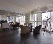 訪客一進屋就讚嘆的美式休閒宅 - 混搭風 - 81坪以上