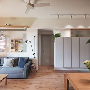 簡單生活 日式風 新成屋