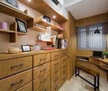 木質輕工業 - 現代風 - 21-35坪
