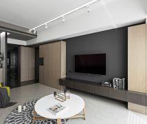 北投H宅 - 現代風 - 21-35坪