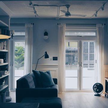 明亮法式公寓