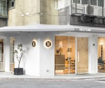 Holly Hair Salon - 現代風 - 36-50坪