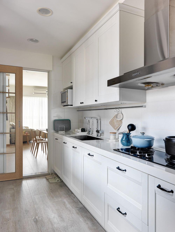 廚房動線這樣做料理超順手- 100室內設計