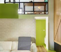 新竹-L House-療愈風 - 北歐風 - 36-50坪