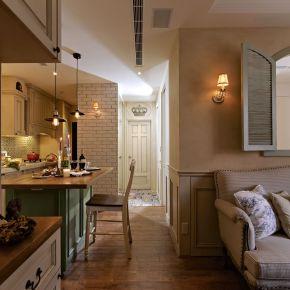 擁抱溫暖質感的舒適宅 鄉村風 新成屋