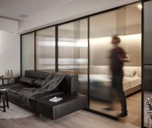 CH HOUSE - 現代風 - 21-35坪