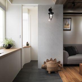 24坪 舊屋裝修 日式風 老屋翻新