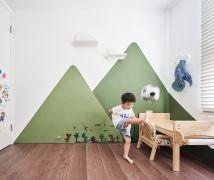藍盒 - 現代風 - 21-35坪