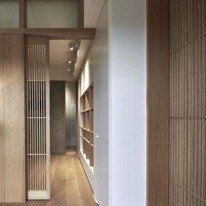新和風大宅— 極樂 日式風 新成屋