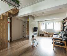 台北中山 Zakka宅 - 日式風 - 21-35坪