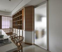 新店C宅 - 日式風 - 21-35坪
