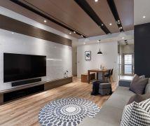 文山H宅 - 現代風 - 21-35坪