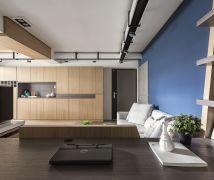 信義Y宅 - 現代風 - 21-35坪