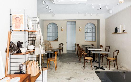 初向設計工作室 初訪咖啡truefrom - 現代風 - 21-35坪