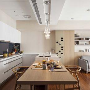 現代工法的日式小家居 日式風 新成屋