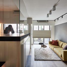 10坪複層小宅