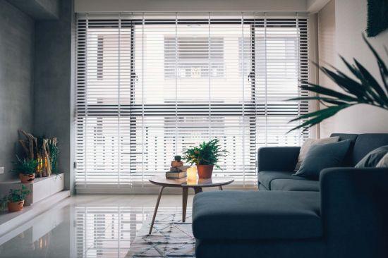 家。靜 - 現代風 - 21-35坪