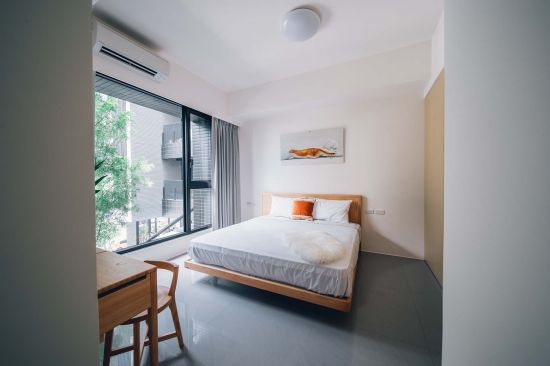 森林系寓所 - 現代風 - 21-35坪