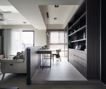HU HOUSE - 現代風 - 21-35坪