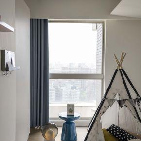 43坪簡約舒適宅 現代風 新成屋