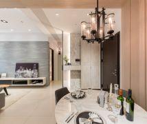 視覺跟著線條走,放大2房2廳超優無憂空間 - 現代風 - 21-35坪