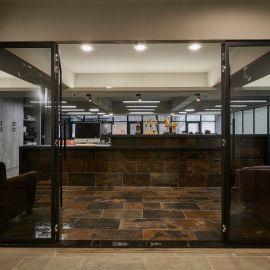工業風辦公室