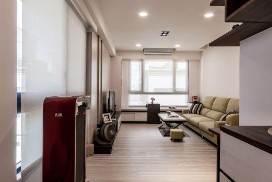 最完美的小宅提案 - 現代風 - 10-20坪