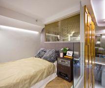 超穿透的挑高收納宅 - 現代風 - 10-20坪