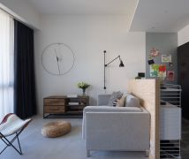 Stylish Living - 現代風 - 21-35坪