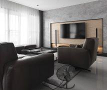 40坪新婚寓所舒適成家 - 工業風 - 36-50坪
