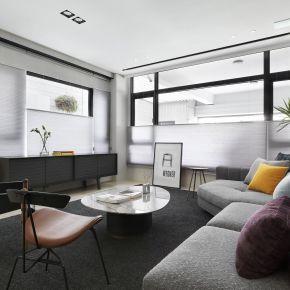 現代美感機能宅,烘焙家的美味 現代風 新成屋