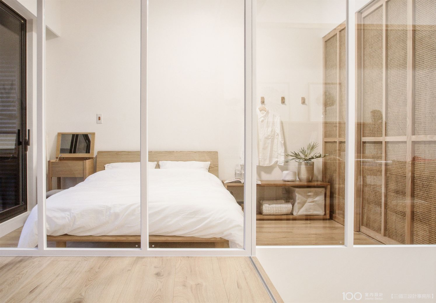 日式風臥室