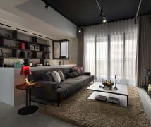 現代簡約舒適宅 - 現代風 - 21-35坪