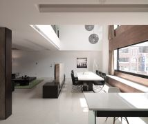 k house - 現代風 - 81坪以上