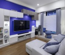 小坪數創造大空間!系統傢俱締造完美收納機能小宅 - 北歐風 - 10-20坪