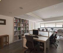 中和辦公室 - 混搭風 - 21-35坪