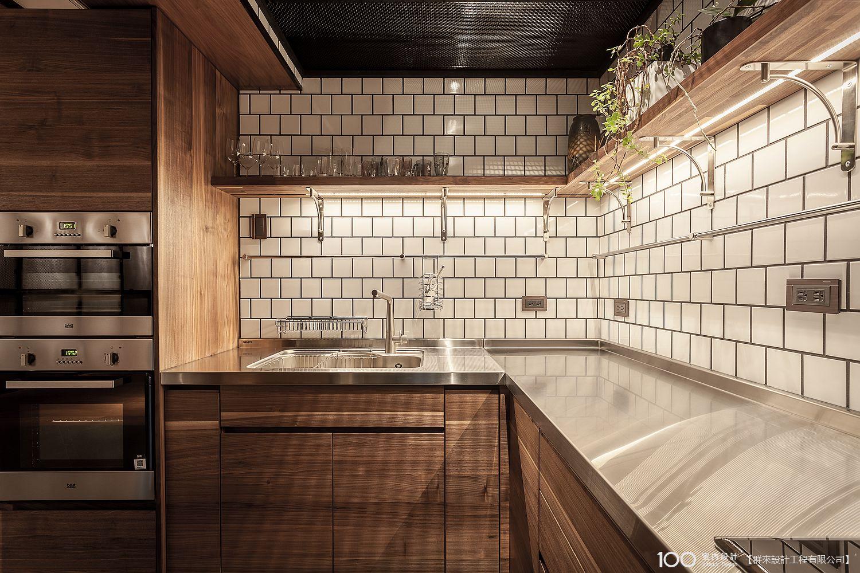 日式風廚房