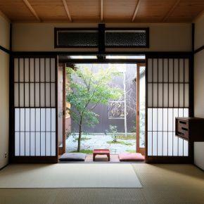 大雲 Casa OGUMO 京町旅宿 日式風 老屋翻新
