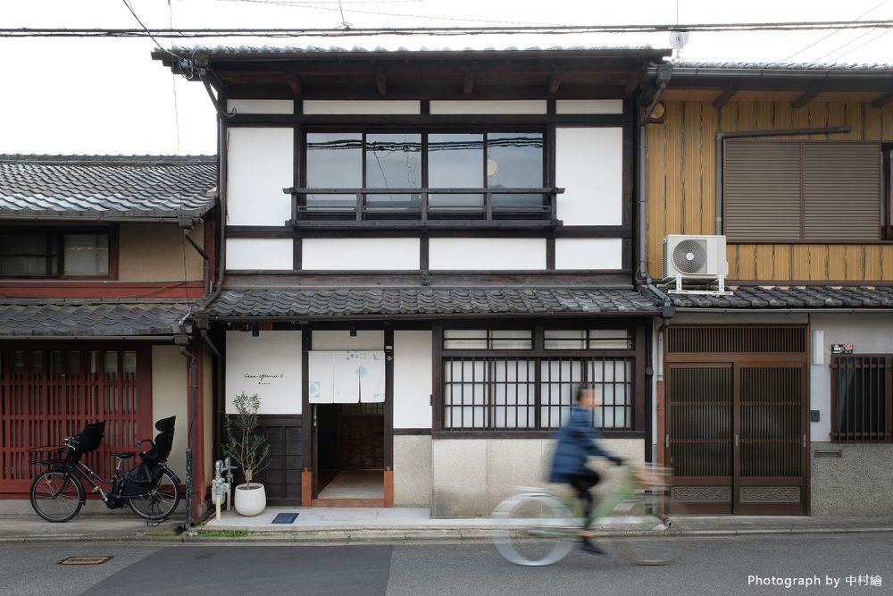 讓遊子與旅人流連忘返的京都百年町家