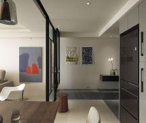 迴廊 - 現代風 - 21-35坪