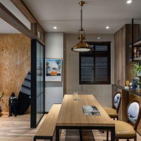 只享家聚-調合溫柔的輕工業Loft 工業風 新成屋