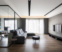 簡約C宅 - 現代風 - 36-50坪