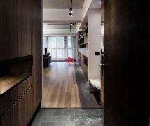 簡約風S宅 - 現代風 - 36-50坪