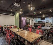 桌遊空間 - 工業風 - 21-35坪