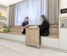 樓中樓放大術!打造樂活退休宅 - 現代風 - 10-20坪