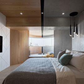 台北-C House-老屋-現代風