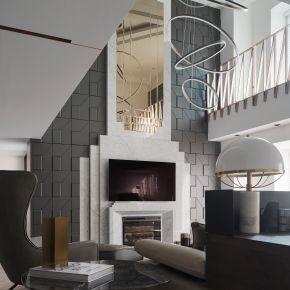 台北-C House-老屋-現代風 現代風 老屋翻新